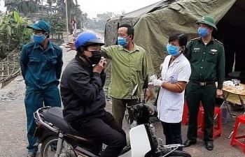 Bệnh nhân 251 ở Hà Nam là 1 trong 4 bệnh nhân mắc Covid-19 nặng