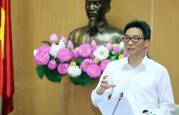 Phó Thủ tướng: Cần điều chỉnh lối sống an toàn trong bối cảnh dịch bệnh hoành hành