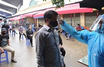 Việt Nam chưa ghi nhận ca mắc mới trong 60 giờ qua