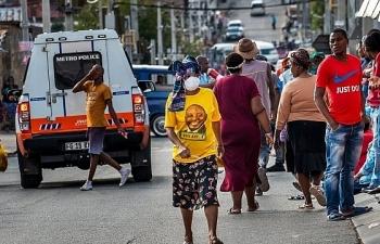 WHO lo ngại về diễn biến nhanh chóng của đại dịch Covid-19 ở châu Phi