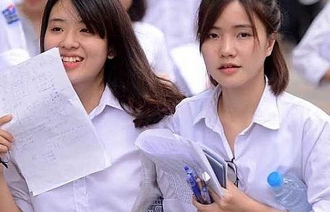 Năm nay không tổ chức kỳ thi THPT quốc gia, chỉ thi tốt nghiệp