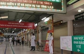 Lộ trình khám bệnh trở lại của BV Bạch Mai