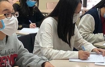 Hà Nội chốt thời gian học sinh đi học trở lại
