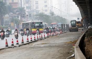 Hà Nội: Hàng loạt đường phố sắp được mở rộng, cải tạo