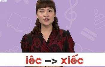 Dạy tiếng Việt cho học sinh lớp 1 trên truyền hình