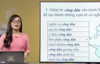 Hà Nội tiếp tục dạy học trên truyền hình từ lớp 4 đến 12