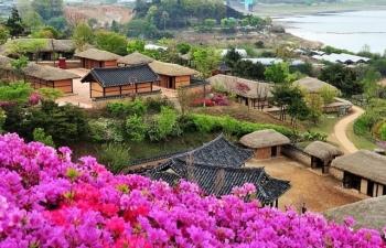 Nhiều giải thưởng hấp dẫn dành cho du khách có ảnh đẹp, bài viết hay về du lịch Hàn Quốc