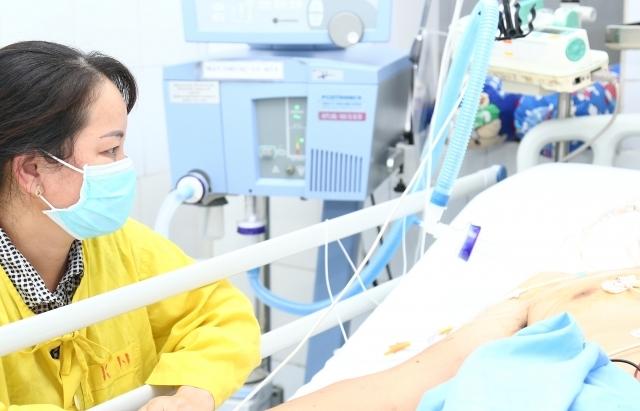 Kêu gọi hiến máu B Rh(-) cứu sống người bệnh tai nạn nguy kịch