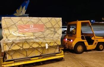 Thêm giải pháp vận chuyển hàng hóa từ Hà Nội sang châu Âu