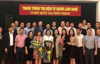 Ra mắt Trang tin điện tử Người làm nghề