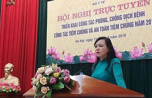 Bộ trưởng Y tế kêu gọi người dân chủ động phòng chống dịch bệnh
