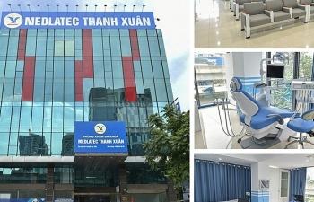 Medlatec  có thêm cơ sở tại Thanh Xuân