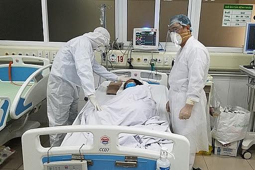Chỉ còn 4 bệnh nhân Covid-19 đang đang điều trị tại BV Bệnh Nhiệt đới Trung ương