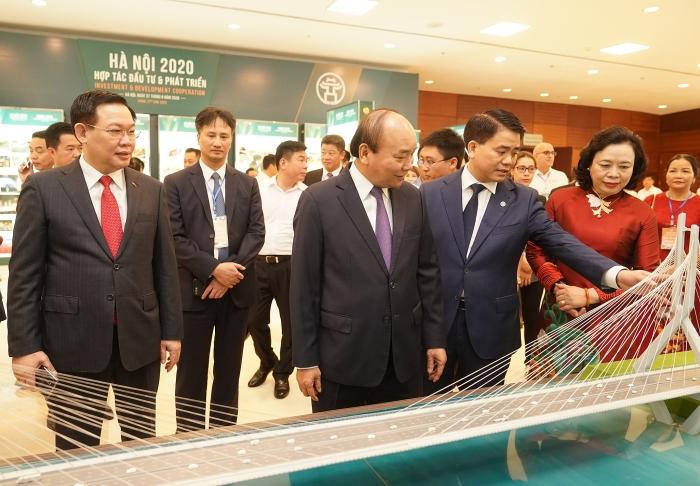 Thủ tướng: Hà Nội phải vươn tầm cạnh tranh với các thành phố trong khu vực