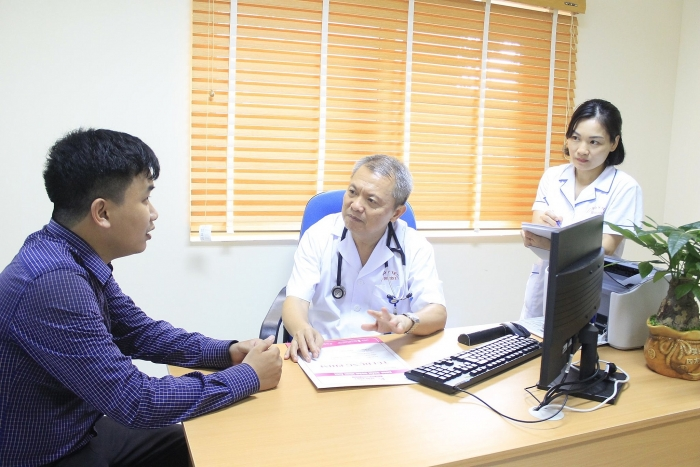 Bệnh viện E đưa vào hoạt động hai Khoa khám chữa bệnh chất lượng cao