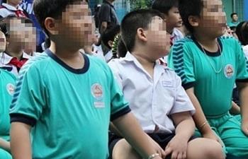Đáng lo tỷ lệ học sinh thừa cân, béo phì