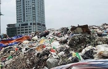 Hà Nội: Xử lý dứt điểm vụ chặn xe vào bãi rác Nam Sơn