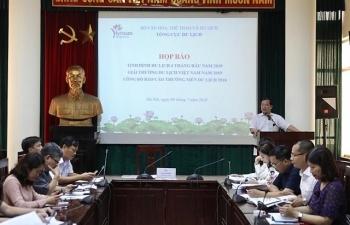 Công bố giải thưởng Du lịch Việt Nam 2019