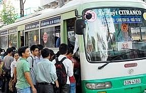 Hà Nội: Ưu tiên phát triển vận tải hành khách công cộng khối lượng lớn