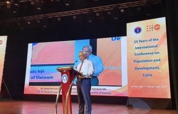 25 năm thực hiện chương trình hành động Hội nghị Quốc tế về Dân số và Phát triển
