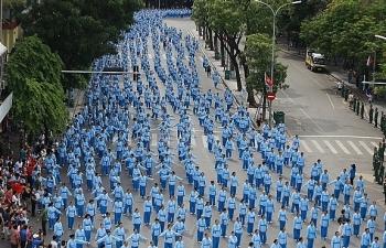 Nhiều hoạt động văn hóa, ẩm thực kỷ niệm 20 năm Hà Nội- Thành phố vì Hòa bình