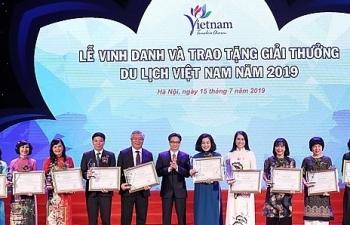 Tôn vinh những doanh nghiệp du lịch hàng đầu Việt Nam năm 2019