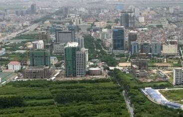 Hà Nội bổ sung danh mục 352 dự án thu hồi đất năm 2020