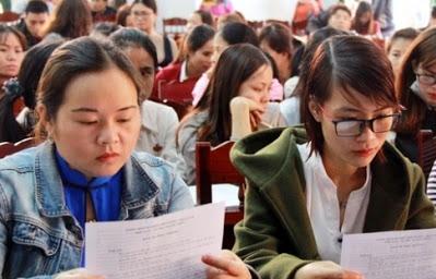 Hà Nội: 1.998 giáo viên hợp đồng đăng ký tuyển dụng đặc cách