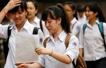 Hà Nội: Chính thức công bố đáp án kỳ thi tuyển sinh vào lớp 10