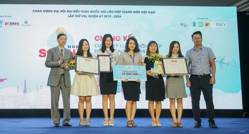 chung ket cuoc thi y tuong khoi nghiep sang tao startup hunt2019