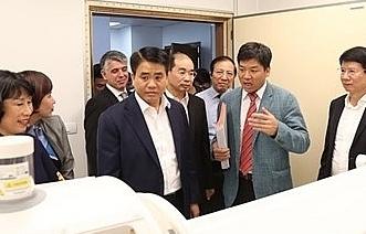Hà Nội sở hữu máy điều trị ung thư hiện đại nhất thế giới