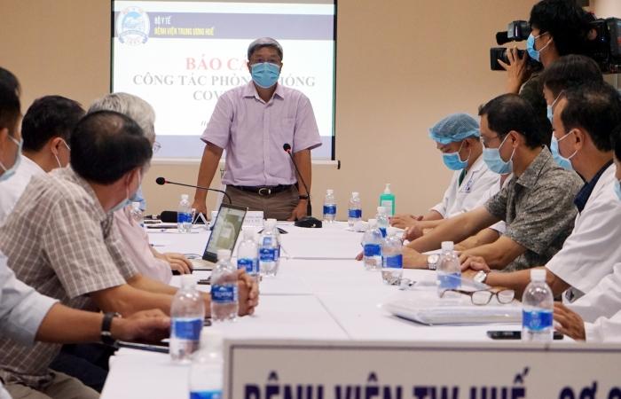 Đà Nẵng đang xây dựng bệnh viện dã chiến chống dịch