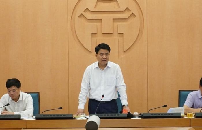 Hà Nội: Mua thêm 20.000 kít phục vụ test nhanh người về từ Đà Nẵng