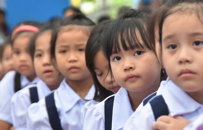 Hà Nội: Đăng ký tuyển sinh trực tuyến đầu cấp diễn ra thuận lợi