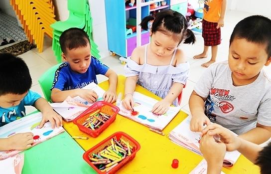 Hà Nội: Bắt đầu tuyển sinh trực tuyến cấp học mầm non