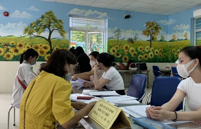 Hà Nội: Thời gian tuyển sinh trực tiếp đầu cấp đến hết ngày 15/8