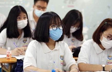 Hà Nội và nhiều địa phương hoàn thành chấm thi tốt nghiệp THPT