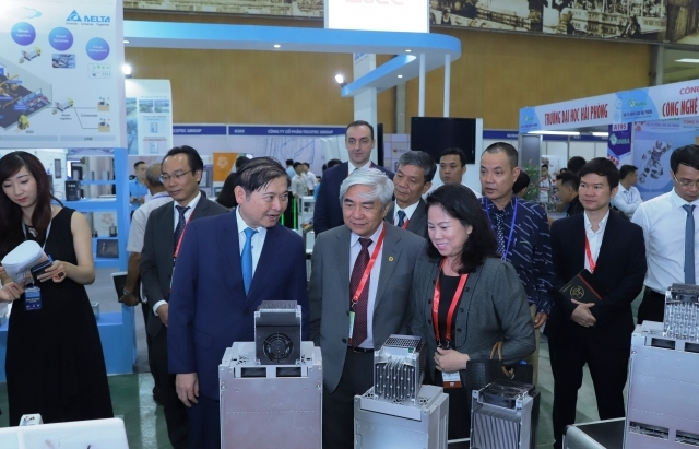 200 doanh nghiệp tham dự Triển lãm quốc tế về điều khiển và tự động hóa