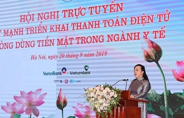 """Bộ trưởng Y tế: Phấn đấu xây dựng các bệnh viện """"3 không"""""""