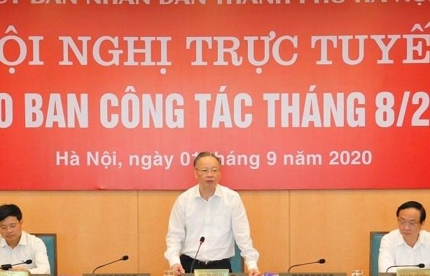 Hà Nội: Tỷ lệ giải ngân vốn đầu tư xây dựng đạt thấp