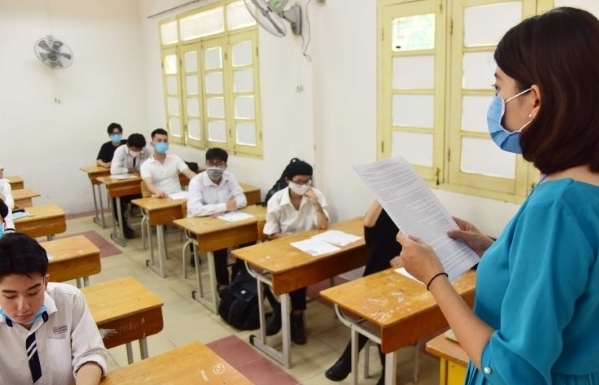 Đề thi Ngữ văn đợt 2: Phổ điểm đa phần sẽ ở mức 6,5-7