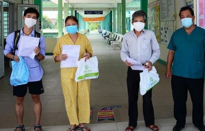 9 bệnh nhân Covid-19 được công bố khỏi bệnh