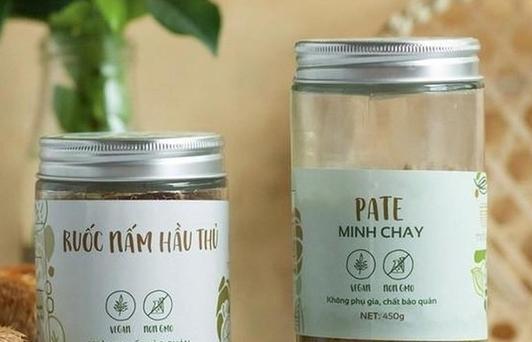 Đã có hơn 10.000 sản phẩm pate Minh Chay được ra thị trường