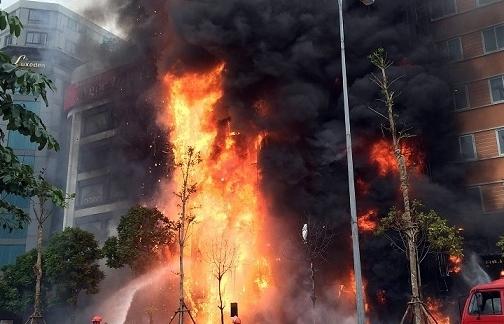 Hà Nội: Xử phạt hơn 2.000 trường hợp vi phạm phòng cháy, chữa cháy