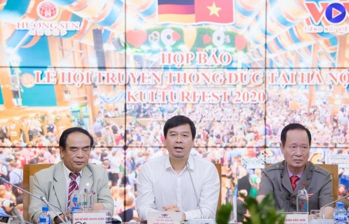 Nhiều hoạt động tại Lễ hội Văn hóa Việt- Đức Kulturfest