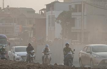 """Hà Nội chỉ ra """"thủ phạm"""" gây ô nhiễm không khí trầm trọng"""