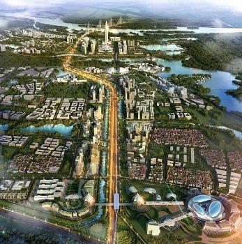 Chính thức động thổ siêu dự án Thành phố thông minh tại huyện Đông Anh