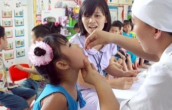 Cải thiện tình trạng dinh dưỡng của trẻ em Việt