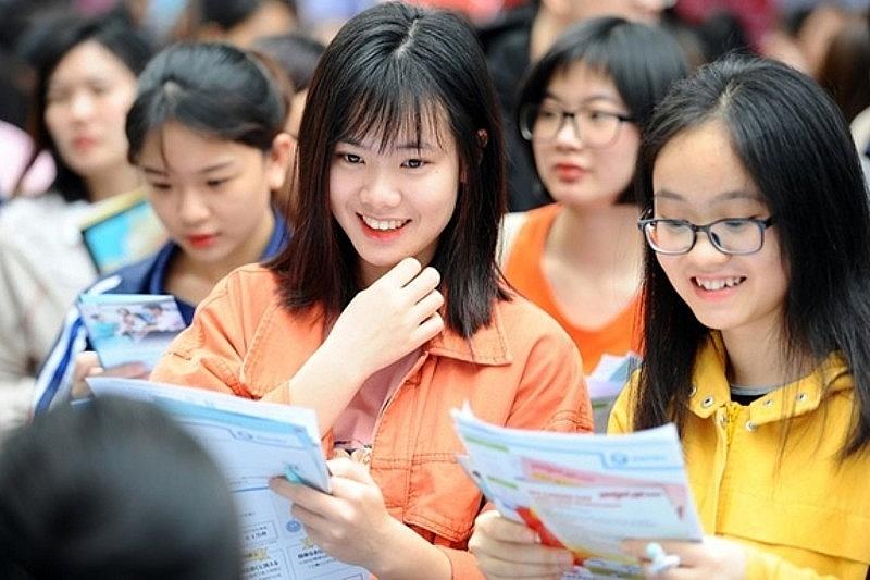 2340 diem chuan dh cd 2020 truong nao nganh nao hut thi sinh