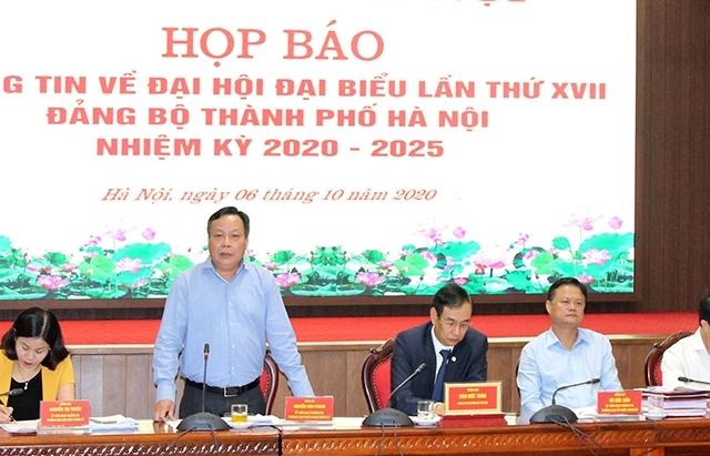 Hà Nội đặt mục tiêu đến năm 2025 sẽ là thành phố lớn trong khu vực
